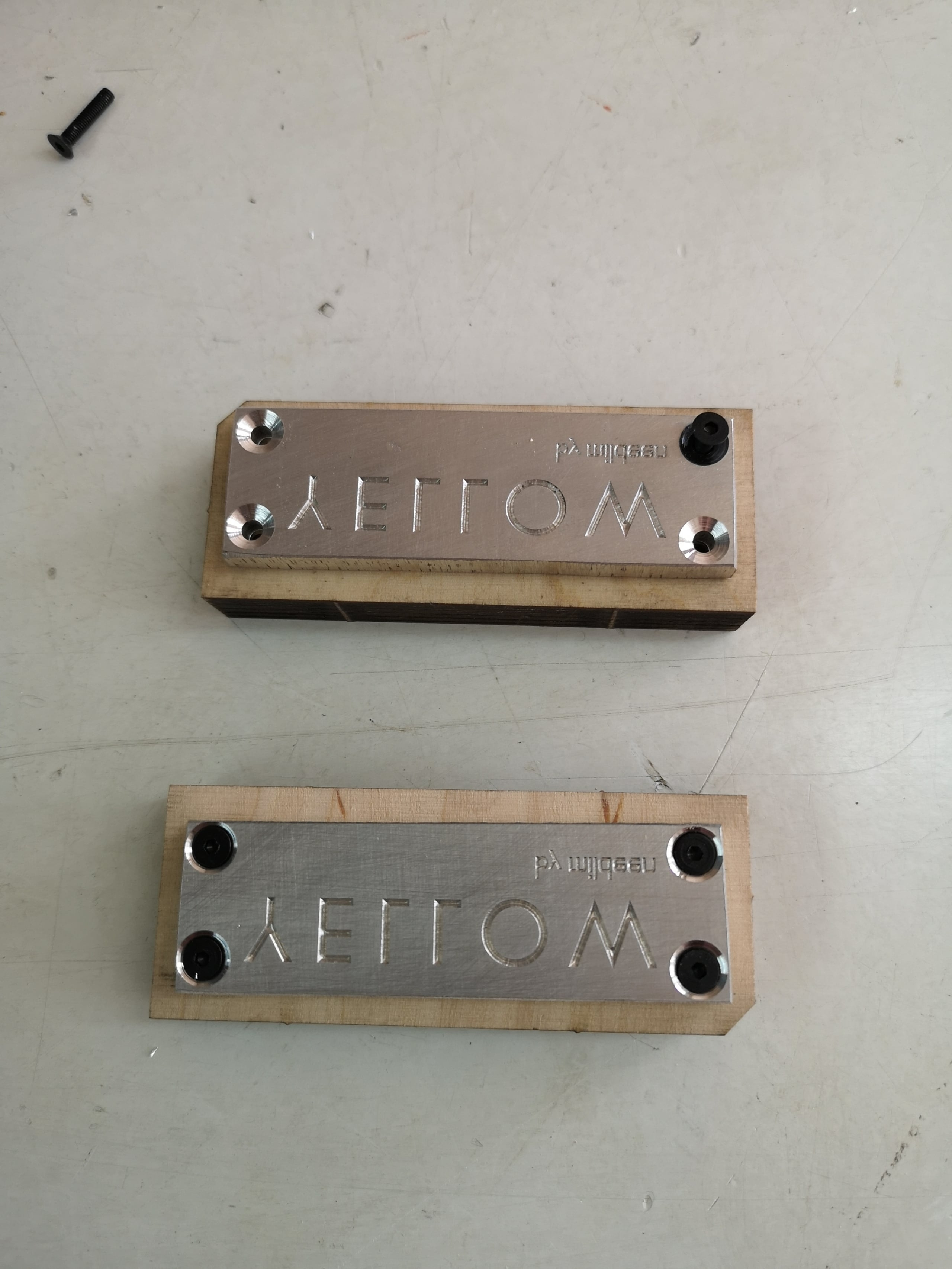 Braille y relieves