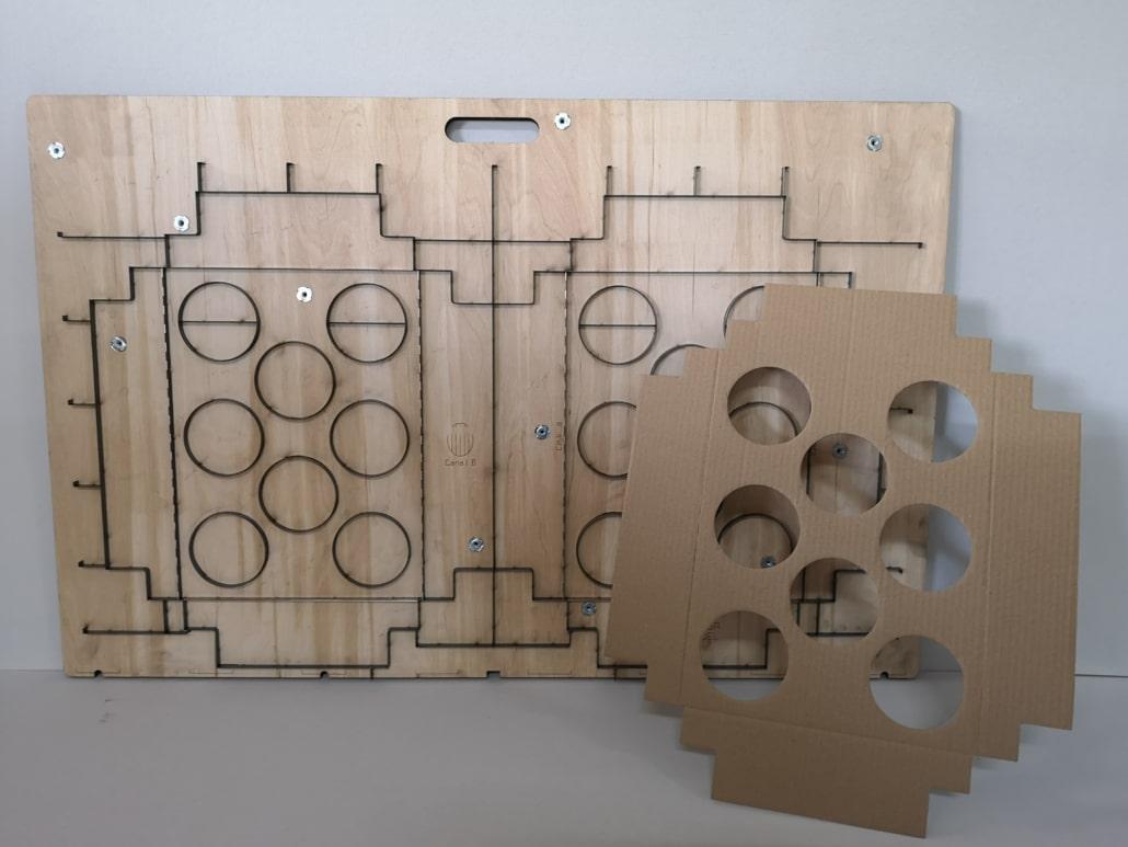 Industria del cartón y el embalaje